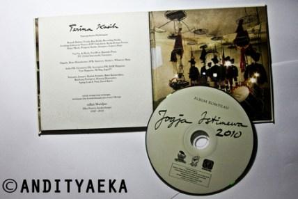 Kompilasi Jogja Istimewa (2010)