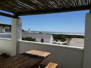 paternoster accommodation balcony