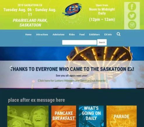 Saskatoon Exhibition