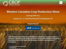 Western Canadian Crop Production
