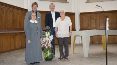 Sr. Amalia, Dietmar Boos, Wolfram Syben, Edith Schwarz