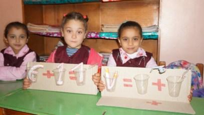 Kindergarten Wash El-Bab (Sr. Priscilla)