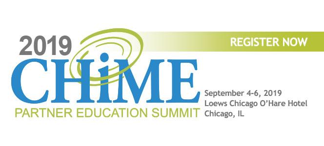 CHIME Partner Education Summit - Healthcare Applications - AEHIA