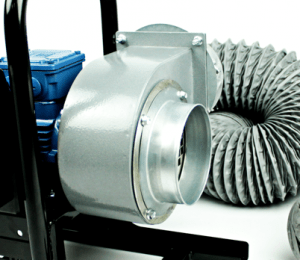 industrial fans for industrial and