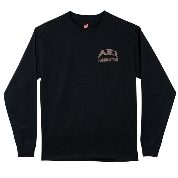AEI Fabrication Shiner Long Sleeve T-Shirt Black