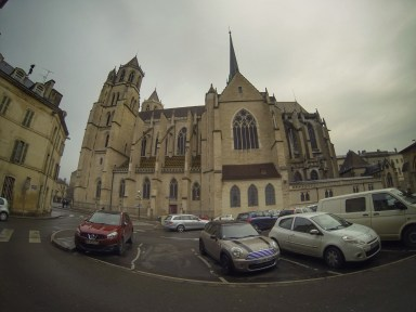 Dijon, France: Cathedrale St-Benigne