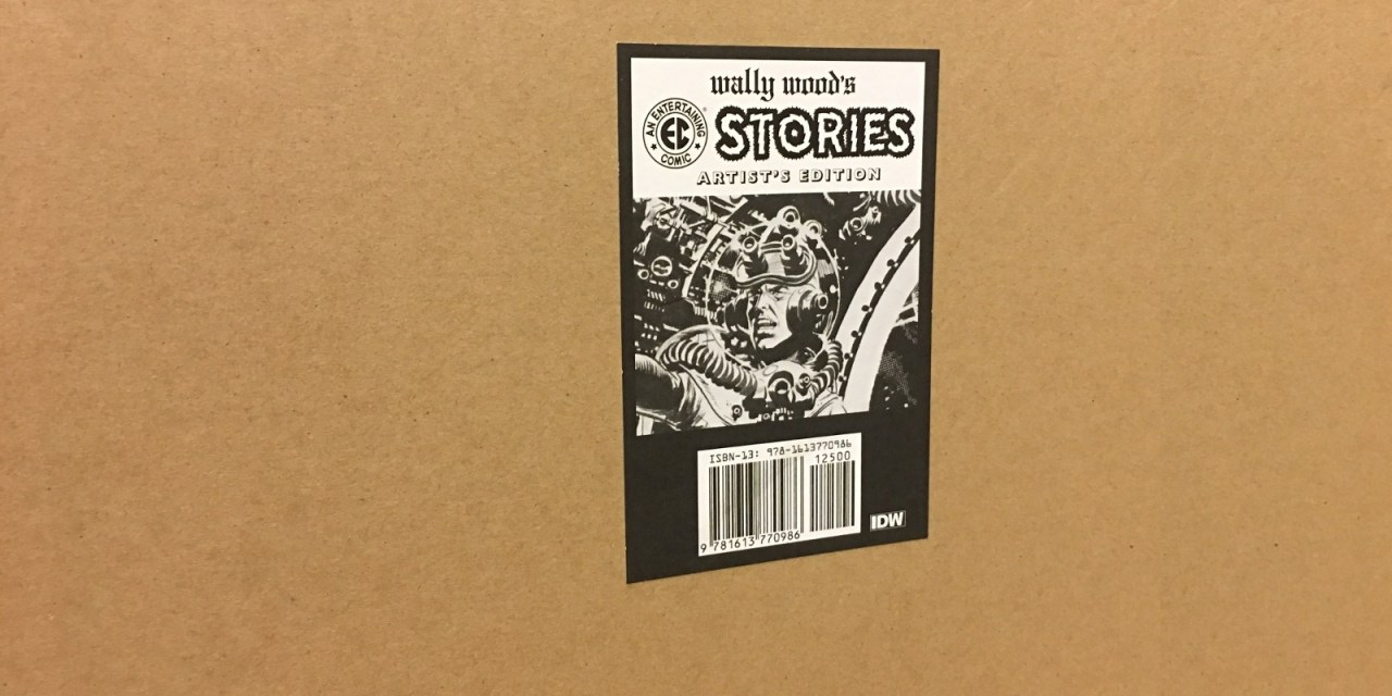 Wally Wood's EC Stories Artist's Edition