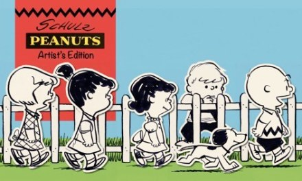 Charles M. Schulz Peanuts Artist's Edition