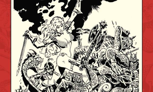 Frank Thorne's Red Sonja Art Edition Vol 2