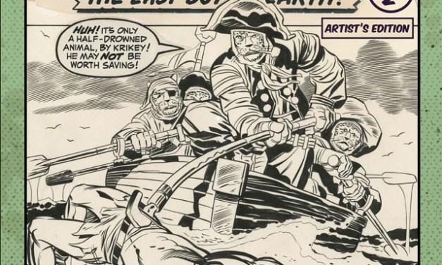 Jack Kirby Kamandi The Last Boy On Earth Artist's Edition Volume 2