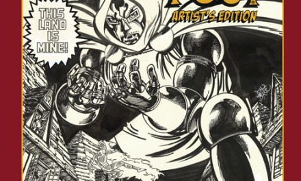 John Byrne's The Fantastic Four Artist's Edition