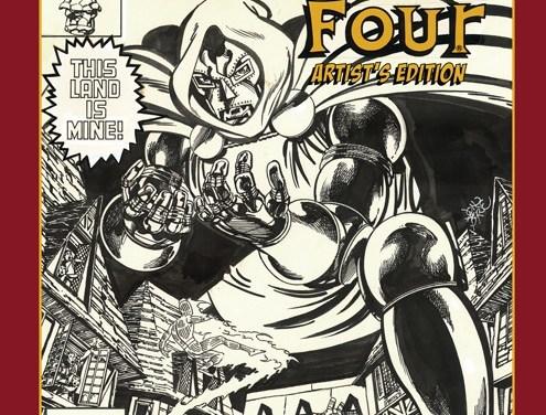 John Byrne's The Fantastic Four Artist's Edition