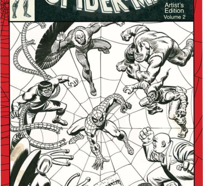 John Romita's The Amazing Spider-Man Artist's Edition Vol 2