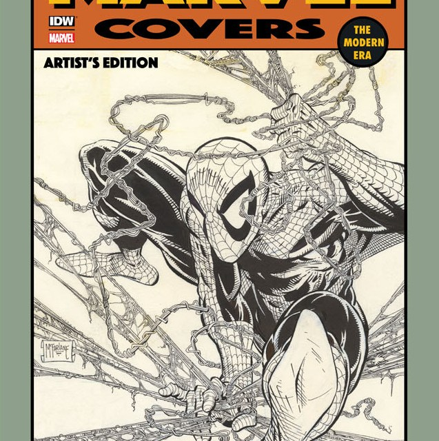 Marvel Covers: The Modern Era Artist's Edition