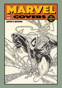 Marvel Covers The Modern Era Artists Edition cover