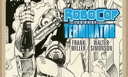 Robocop Versus The Terminator Gallery Edition