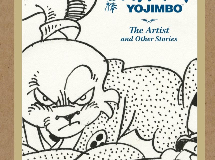 Usagi Yojimbo: The Artist and Other Stories Gallery Edition