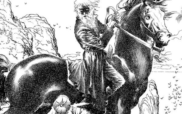 Charles Vess talks The Book Of Ballads