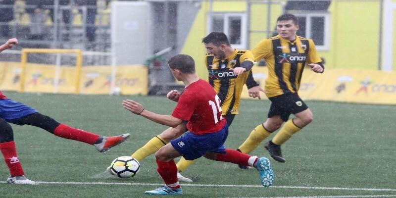 Νίκη 3-1 επί του Πανιωνίου η ΑΕΚ Κ16