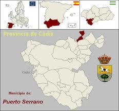 puerto serrano mapa 1