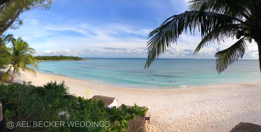 Xpuha Beach, Hotel Esencia, Riviera Maya, Mexico