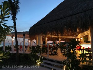 Mistura Xpuha by night at Hotel Esencia. Riviera Maya, Mexico