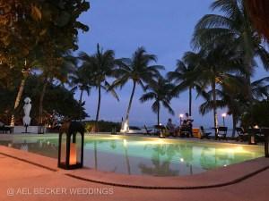 Romantic dinners at Hotel Esencia, Riviera Maya, Mexico