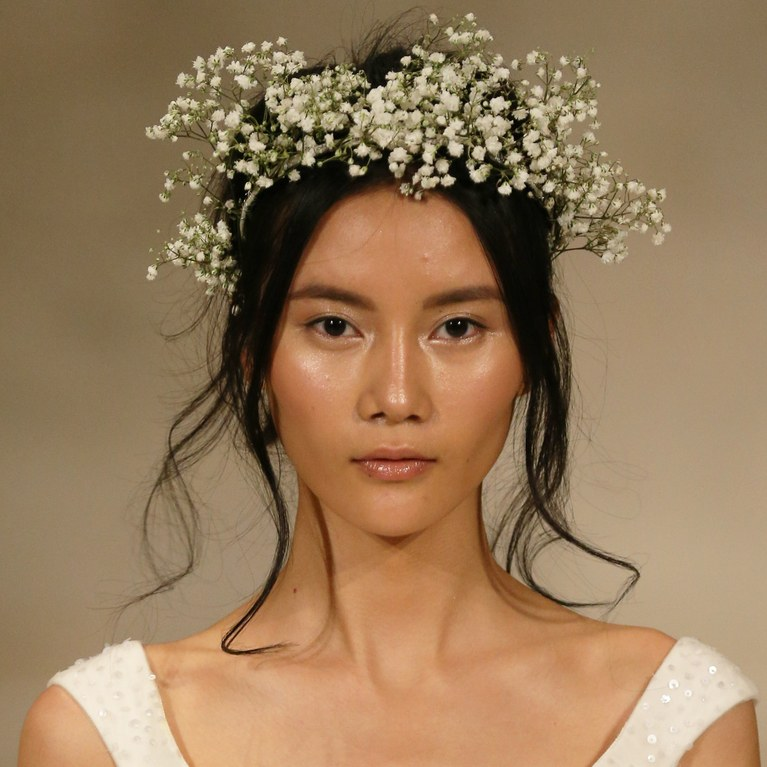 Reem Acra's bridal looks