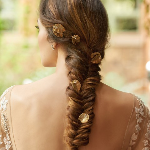 Bridal braided hairstyles 2017