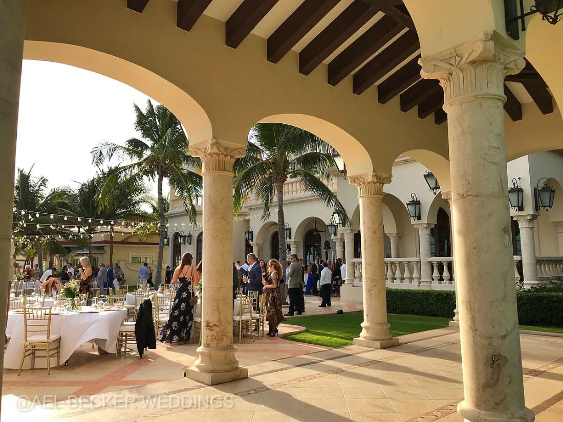 Villa La Joya Wedding, Playa del Carmen, Mexico. Ael Becker Weddings