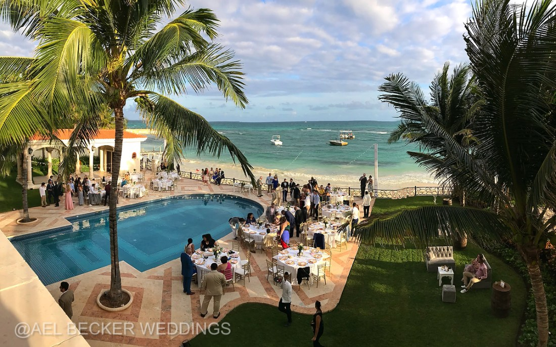 Villa La Joya Wedding. Luxury Weddings in Riviera Maya, Mexico