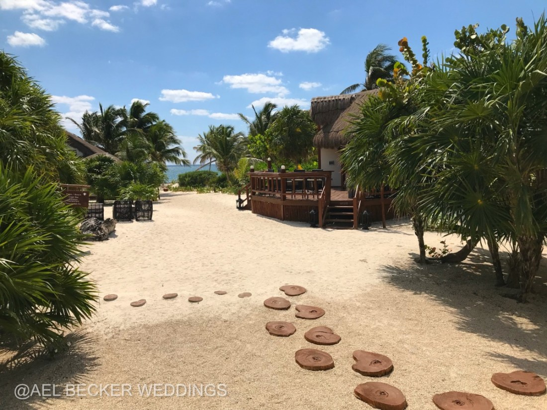 Mukan Resort, South of Tulum, Mexico. Luxury Travel. Ael Becker Weddings