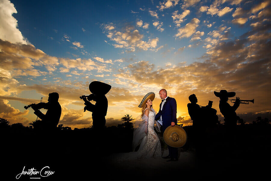 Award Winning Wedding Photos by Jonathan Cossu Photographer