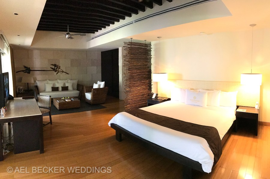 Suites. Blue Diamond Luxury Boutique Hotel, Riviera Maya, Mexico. Ael Becker Weddings