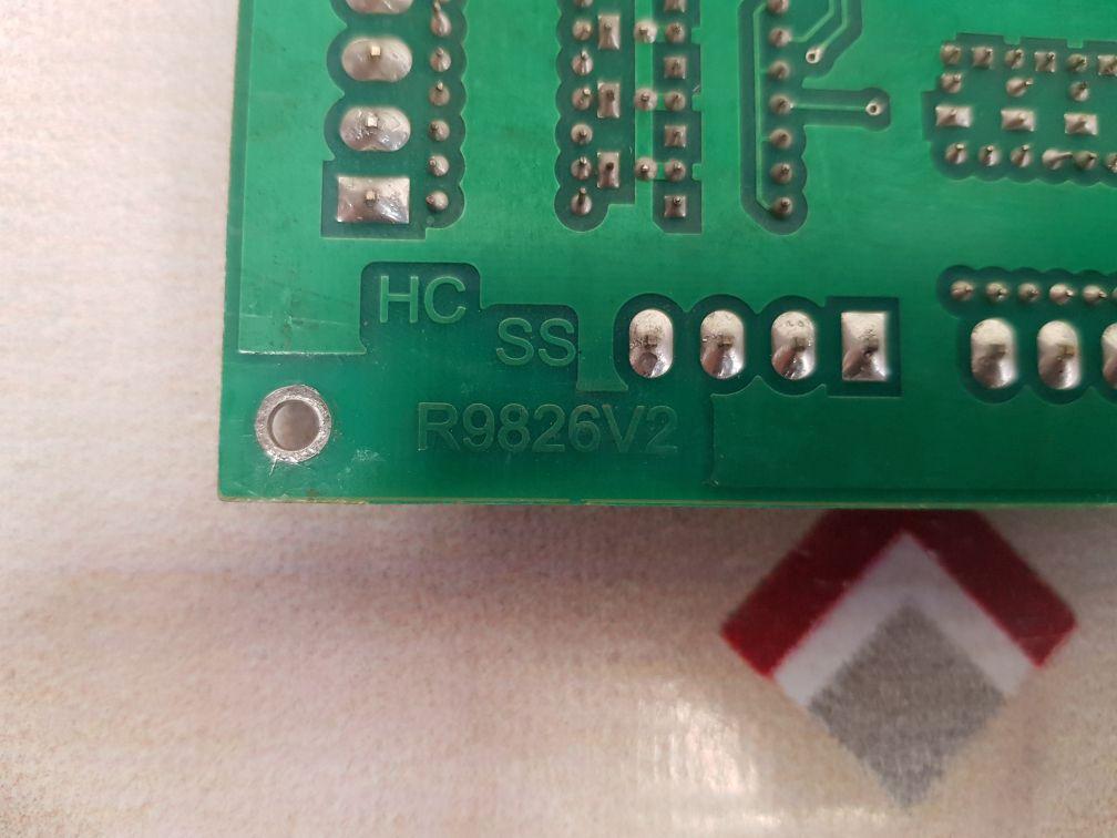 PCB CARD R9826V2