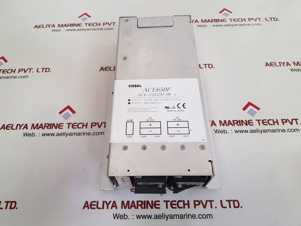 COSEL ACE650F POWER SUPPLY A08539203261004000A