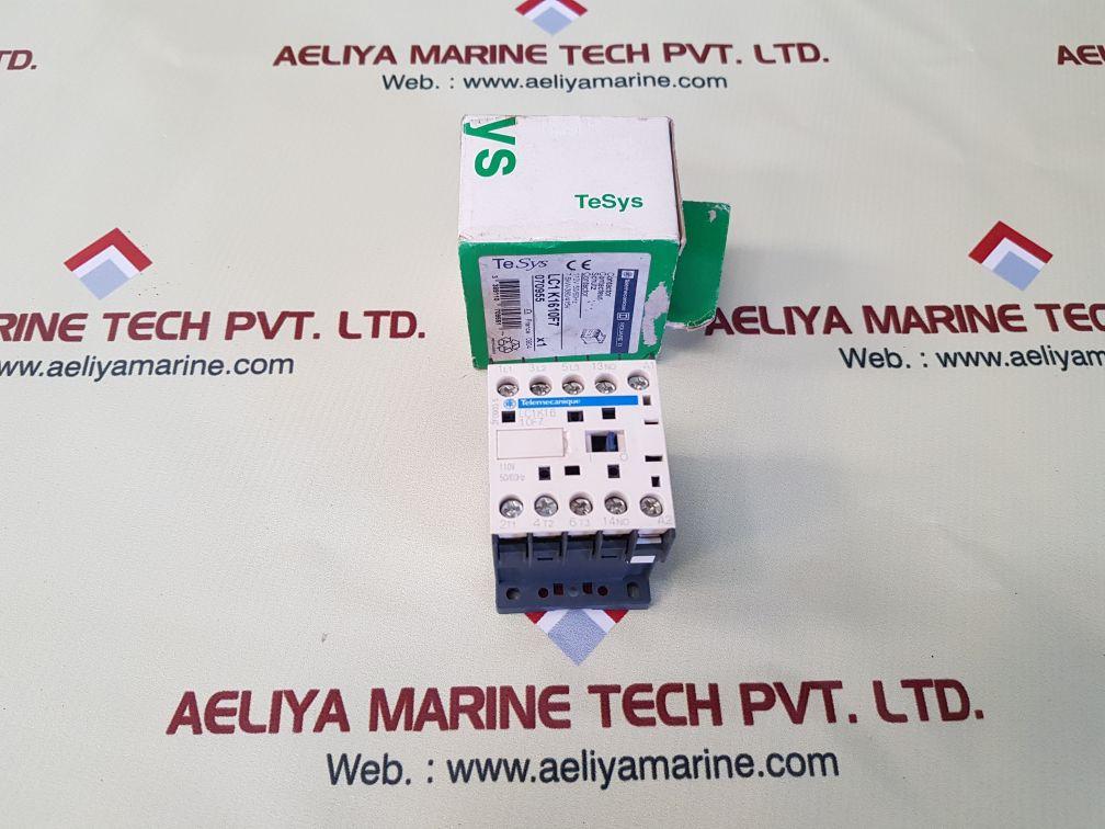 TELEMECANIQUE SCHNEIDER ELECTRIC SQUARE D 2F0903 5 CONTACTOR