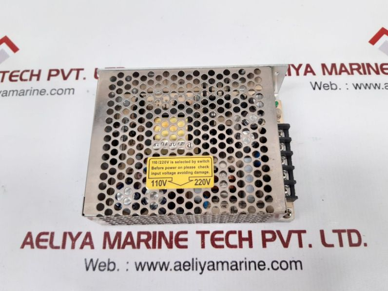 MEAN WELL S-35-24 POWER SUPPLY 115VAC 0.8A