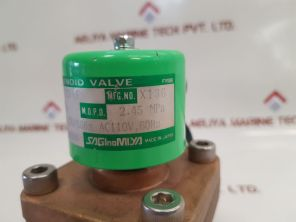 SAGINOMIYA REV-2512DXF SOLENOID VALVE