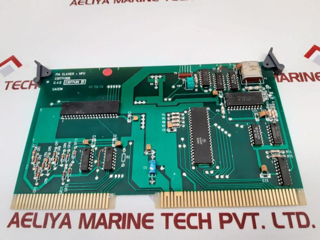 SAGEM 23077490B PCB CARD
