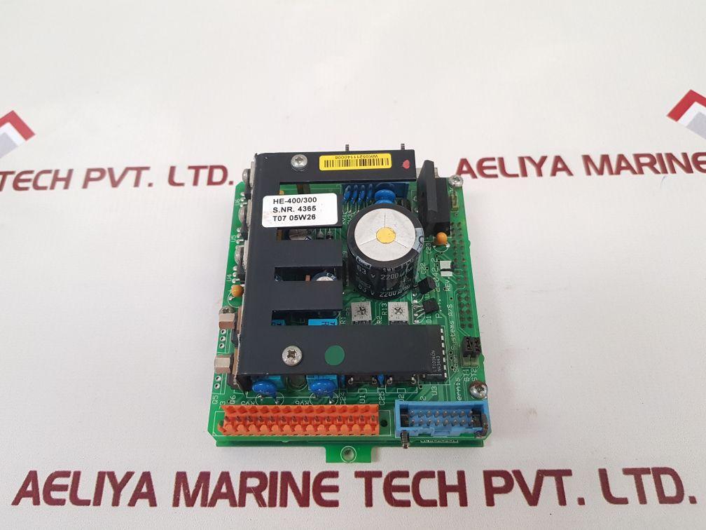 HERNIS 22042-2 PCB CARD