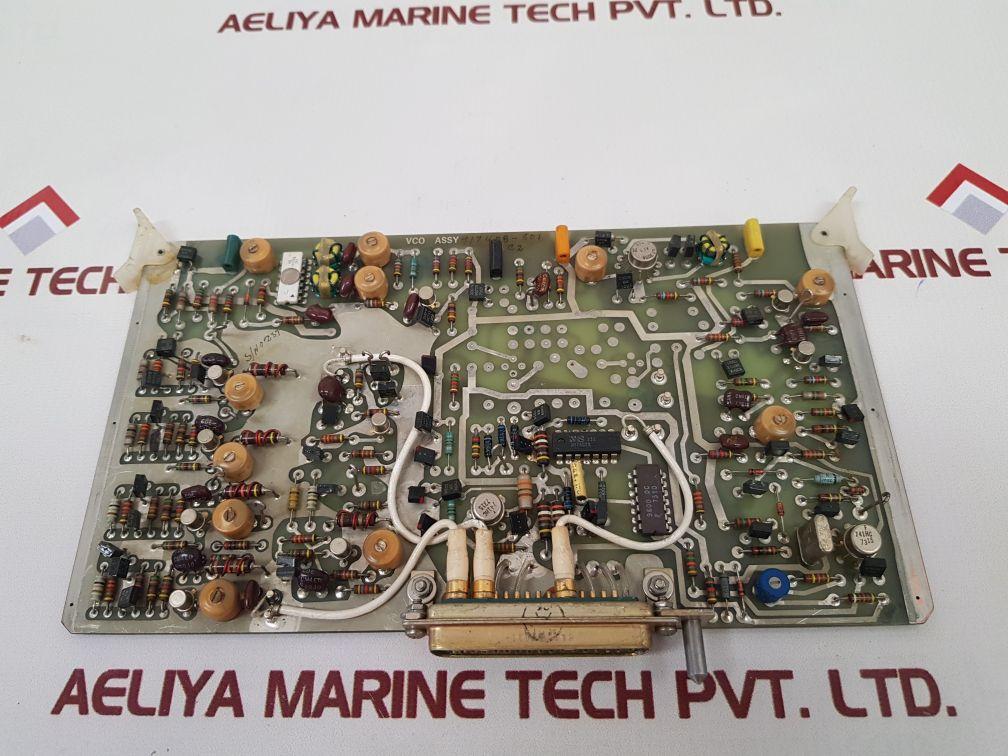 PCB CARD VCO 917408-801 C2