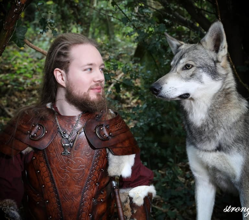 Nicholas and The Wolf