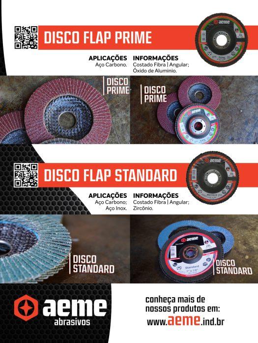 Flyer - Flaps Prime e Standard