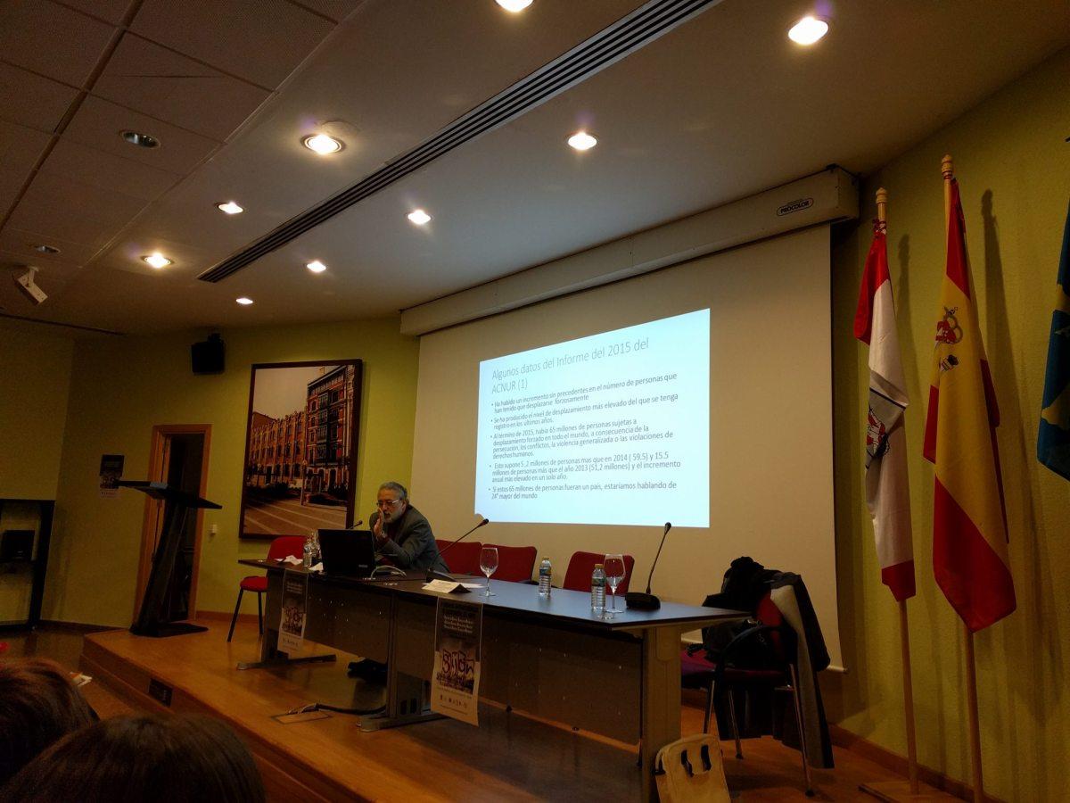 Los desafíos de la respuesta sanitaria al flujo migratorio reciente en la Unión Europea.