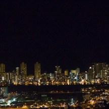 Waikiki at the night