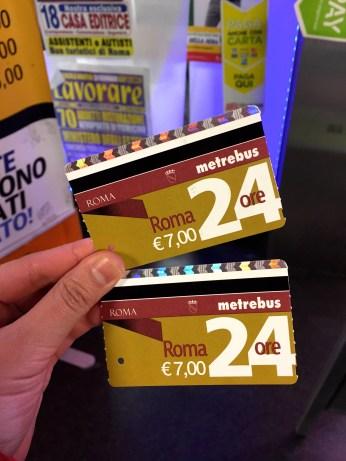 24-hour ticket