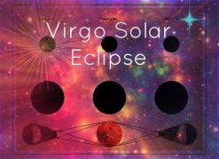 Virgo Solar Eclipse!