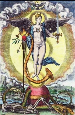 The Gnostic Sophia and the Anima Mundi