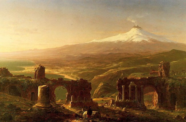 cole_thomas_mount_etna_from_taormina_1843